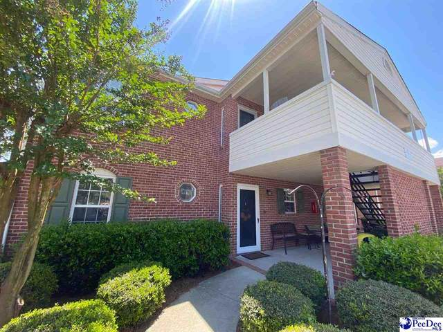 1251 Via Ponticello Apt. 1, Florence, SC 29501 (MLS #20211344) :: Crosson and Co