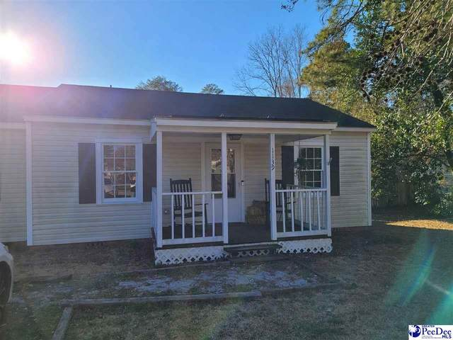 1139 Heatherwood Circle, Florence, SC 29501 (MLS #20211346) :: Crosson and Co