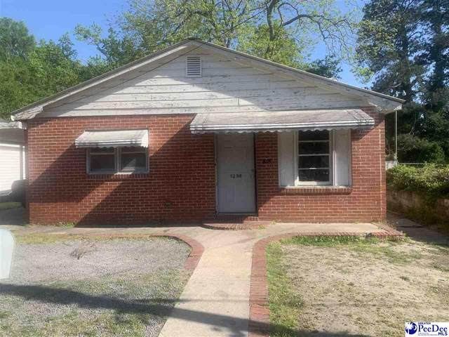 123 Kirven St, Darlington, SC 29532 (MLS #20211355) :: Crosson and Co