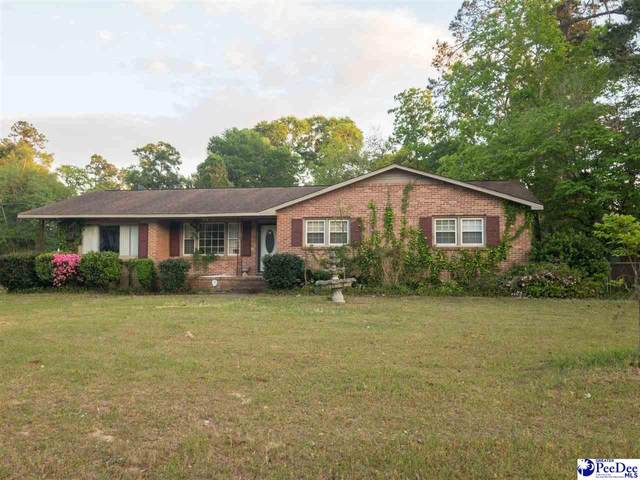 3302 E Winlark Dr, Florence, SC 29506 (MLS #20211357) :: Crosson and Co