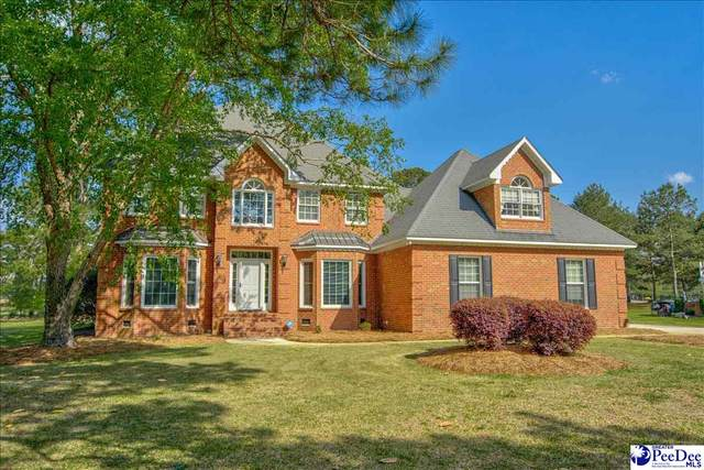 3744 Palmer Dr., Florence, SC 29506 (MLS #20211365) :: The Latimore Group