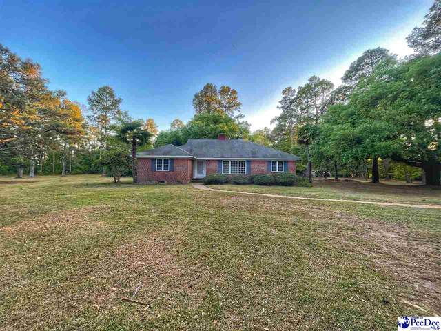 165 Hinson Farm Road, Bennettsville, SC 29512 (MLS #20211368) :: Crosson and Co