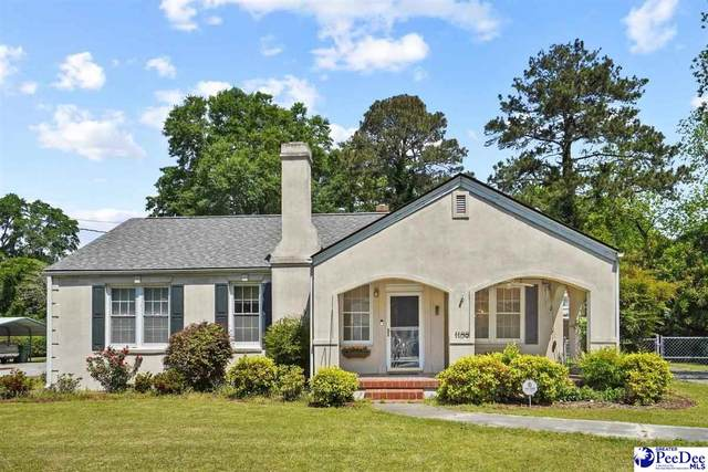 1109 Gregg Avenue, Florence, SC 29501 (MLS #20211374) :: Crosson and Co