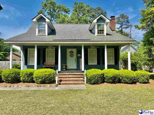 3208 Beechwood Road, Florence, SC 29501 (MLS #20211383) :: The Latimore Group