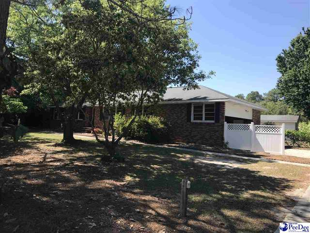 1514 Baywood Drive, Hartsville, SC 29550 (MLS #20211396) :: Crosson and Co