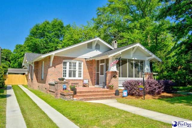309 Park Ave., Florence, SC 29501 (MLS #20211430) :: Crosson and Co