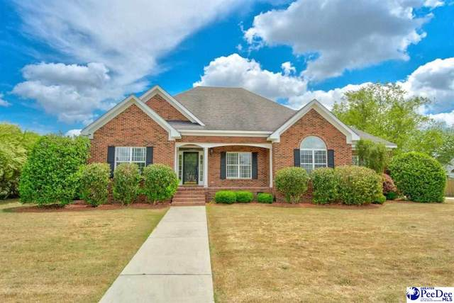 4408 Live Oak Circle, Florence, SC 29501 (MLS #20211451) :: Coldwell Banker McMillan and Associates