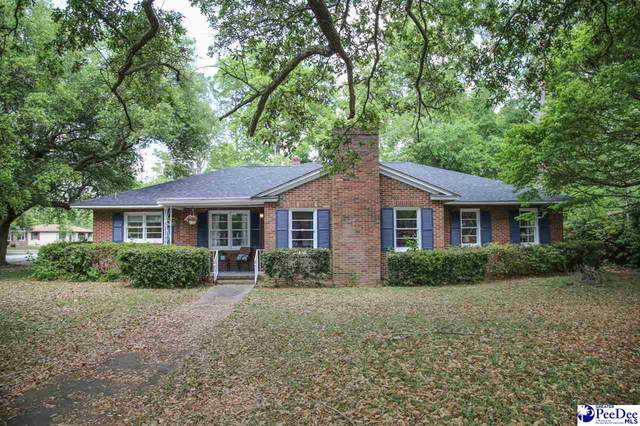 531 Lewellen Ave, Hartsville, SC 29550 (MLS #20211453) :: Coldwell Banker McMillan and Associates