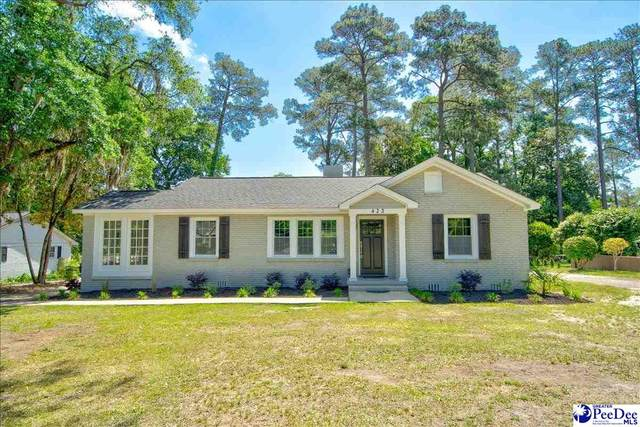 422 S Cashua, Florence, SC 29501 (MLS #20211455) :: Crosson and Co