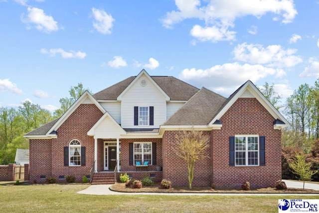 1654 Jefferson Drive, Florence, SC 29501 (MLS #20211461) :: Crosson and Co