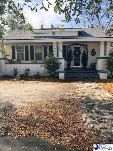 603 S Mcqueen St, Florence, SC 29501 (MLS #20211462) :: Crosson and Co