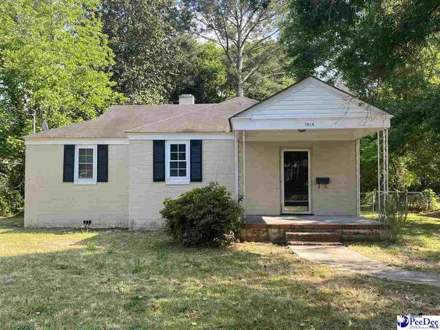 1014 Chestnut St, Florence, SC 29501 (MLS #20211470) :: Crosson and Co
