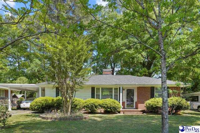 1018 Cheraw Drive, Florence, SC 29501 (MLS #20211473) :: Crosson and Co