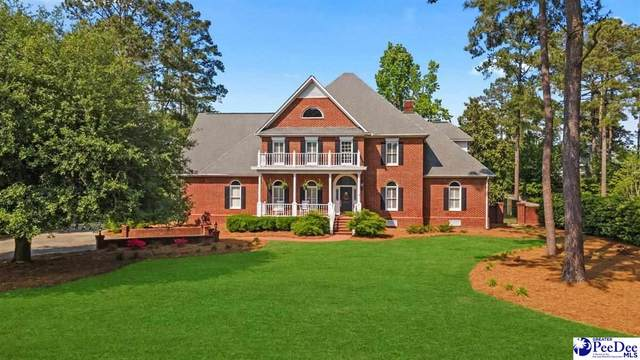 2523 Ascot Drive, Florence, SC 29501 (MLS #20211474) :: Crosson and Co