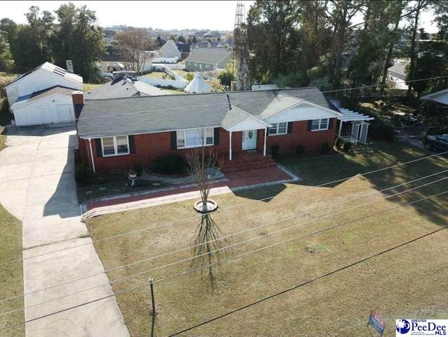 2734 Ridgecrest Circle, Florence, SC 29501 (MLS #20211477) :: Crosson and Co