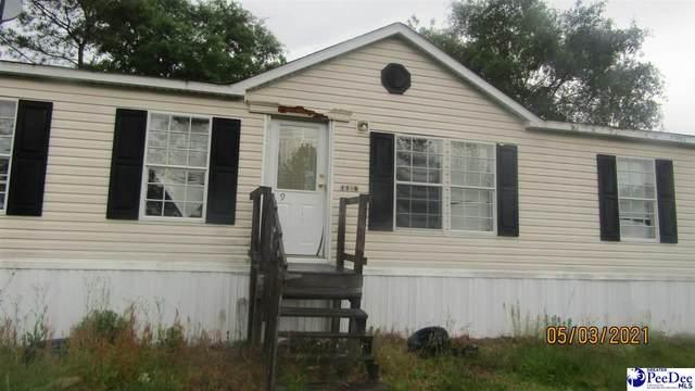 1106 Pee Dee  Church Road, Dillon, SC 29536 (MLS #20211501) :: Crosson and Co