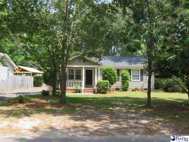 824 Indian Drive, Florence, SC 29501 (MLS #20211504) :: Crosson and Co