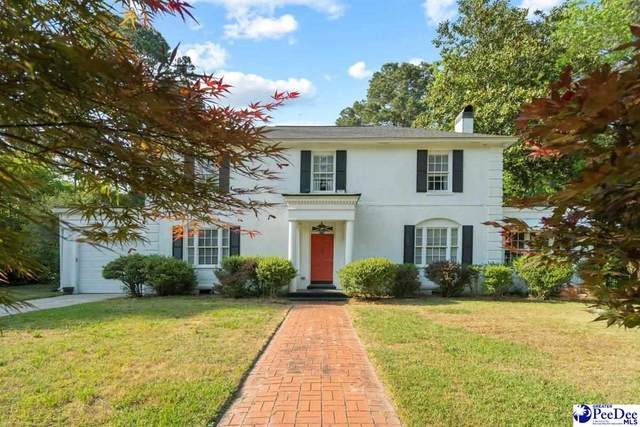 1003 Jackson Avenue, Florence, SC 29501 (MLS #20211506) :: Crosson and Co