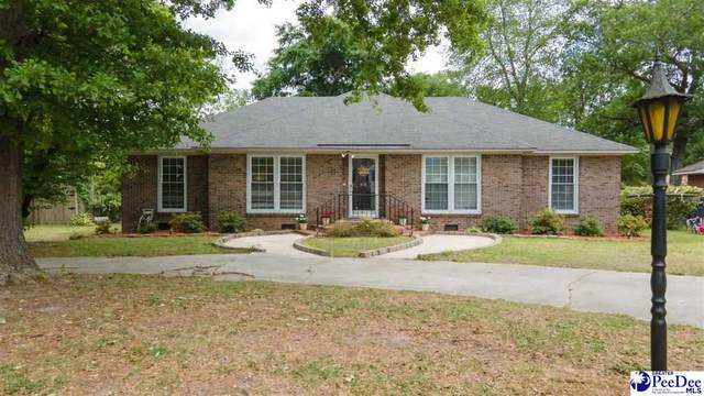 818 Hamilton Avenue, Florence, SC 29505 (MLS #20211513) :: Crosson and Co