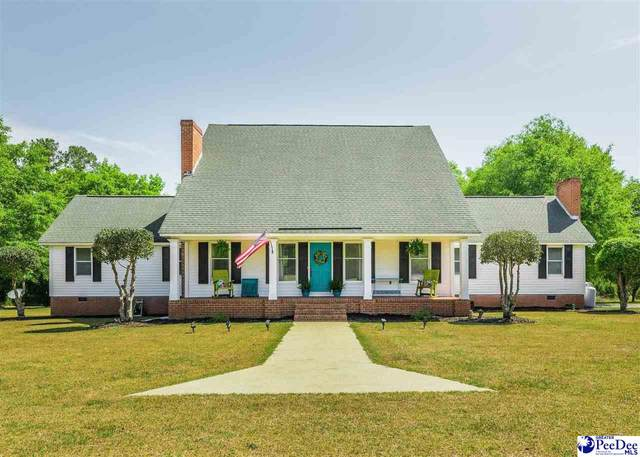1514 Francis Marion Road, Florence, SC 29506 (MLS #20211516) :: Crosson and Co