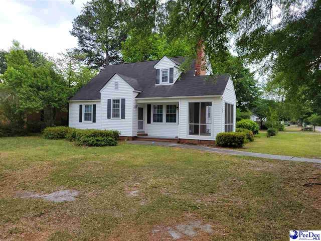 150 S Franklin, Florence, SC 29501 (MLS #20211517) :: Crosson and Co