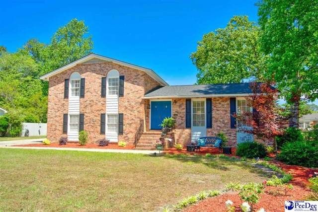 819 Hamilton Avenue, Florence, SC 29505 (MLS #20211520) :: Crosson and Co