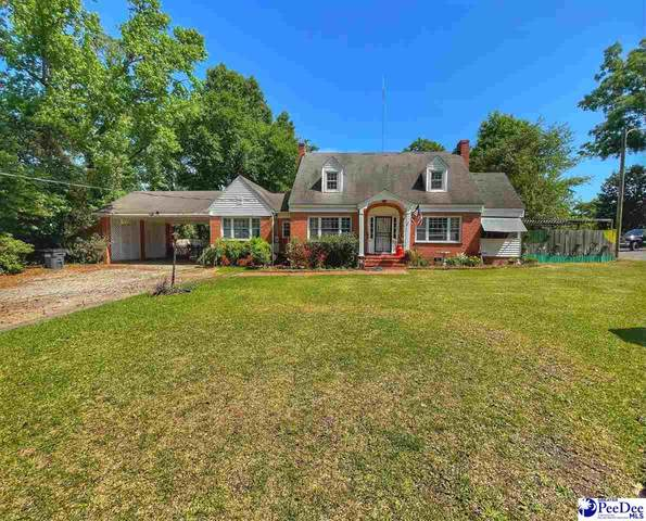 408 Woodland Drive, Marion, SC 29571 (MLS #20211522) :: Crosson and Co