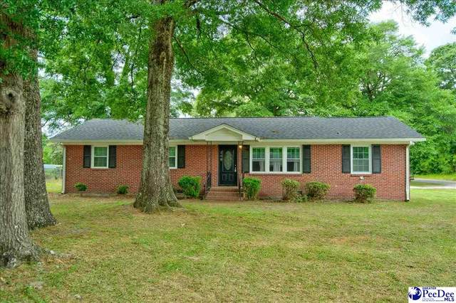 206 Hinson St., Florence, SC 29505 (MLS #20211533) :: Crosson and Co