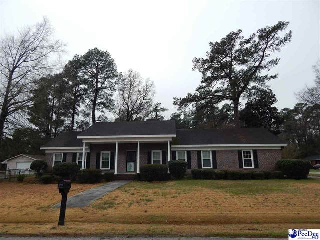 1301 Arrowood Dr, Florence, SC 29501 (MLS #20211535) :: Crosson and Co