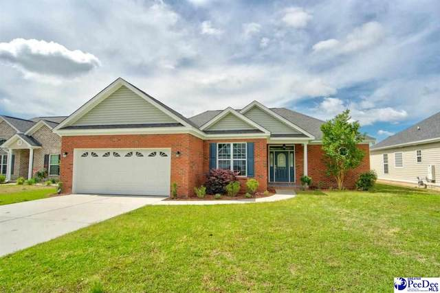 3721 Bromfield Street, Florence, SC 29501 (MLS #20211538) :: Crosson and Co