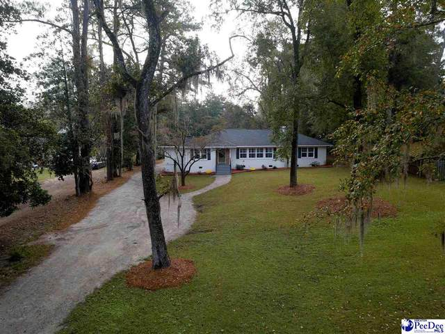 516 S Cashua Drive, Florence, SC 29501 (MLS #20211541) :: Coldwell Banker McMillan and Associates