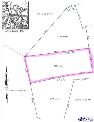 LOT 2 Heathwood Dr., Darlington, SC 29532 (MLS #20211545) :: Crosson and Co