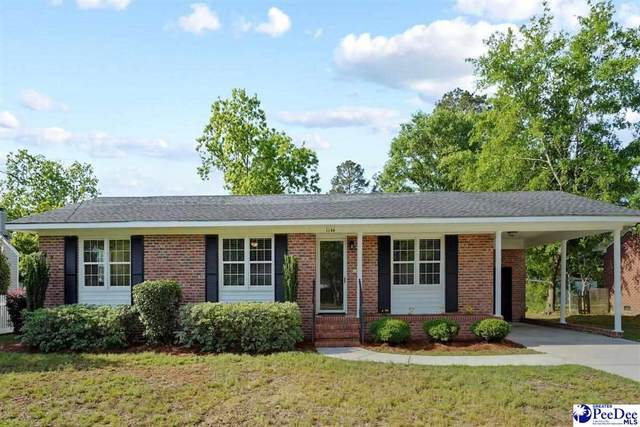 1144 Rutledge Ave, Florence, SC 29505 (MLS #20211548) :: Crosson and Co