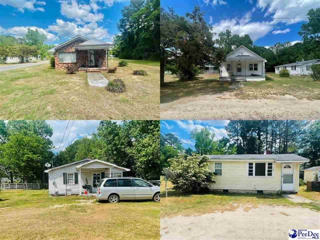 910 Martin Luther King Boulevard, Dillon, SC 29536 (MLS #20211549) :: Crosson and Co