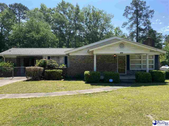 409 Camelia Circle, Lake City, SC 29560 (MLS #20211552) :: Crosson and Co