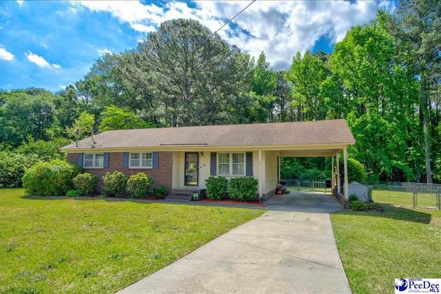 106 Barfield Rd, Darlington, SC 29532 (MLS #20211568) :: Crosson and Co