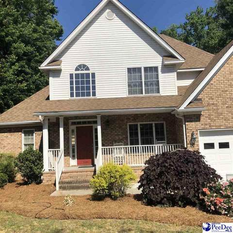 3101 Woodside Drive, Effingham, SC 29541 (MLS #20211570) :: Coldwell Banker McMillan and Associates