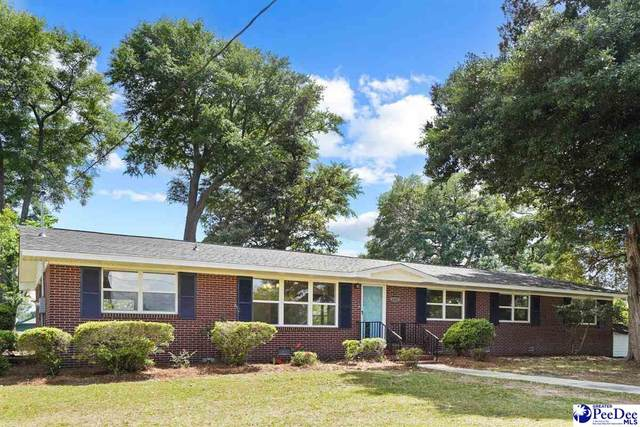 3008 E Eastway, Florence, SC 29506 (MLS #20211577) :: Crosson and Co