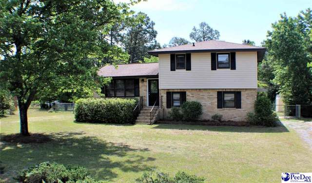 203 Hillsdale Drive, Hartsville, SC 29550 (MLS #20211585) :: Coldwell Banker McMillan and Associates