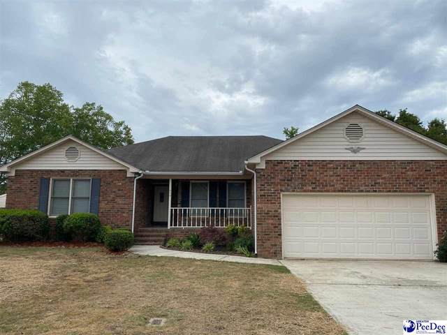 819 Wood Duck, Florence, SC 29505 (MLS #20211589) :: Crosson and Co