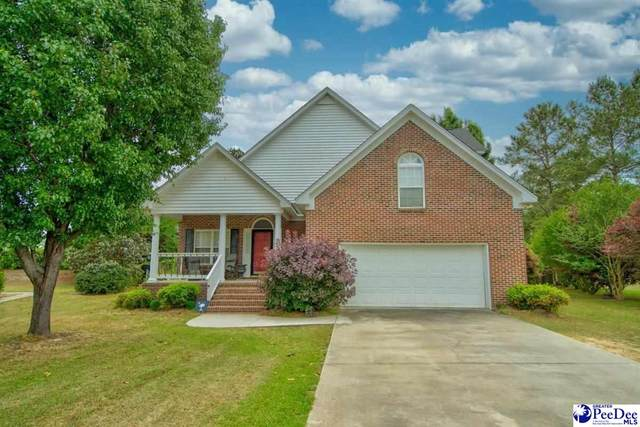 984 Leyland Drive, Florence, SC 29501 (MLS #20211596) :: Crosson and Co