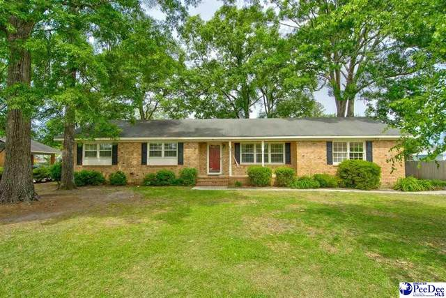1877 Westmoreland Avenue, Florence, SC 29505 (MLS #20211598) :: Crosson and Co