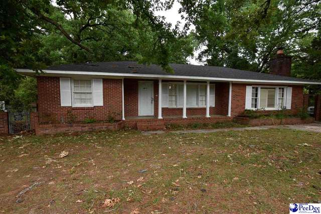 400 N Williamson Road, Florence, SC 29506 (MLS #20211601) :: Coldwell Banker McMillan and Associates
