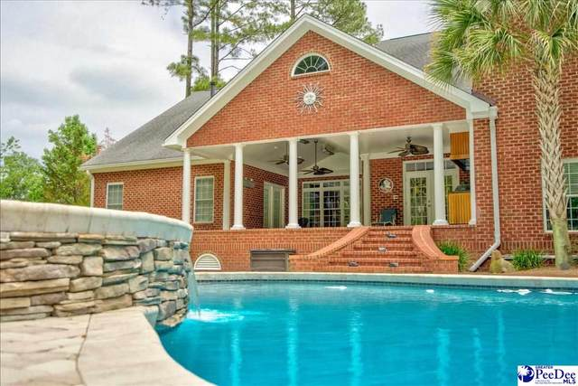 2713 Cypress Bend Rd, Florence, SC 29506 (MLS #20211614) :: The Latimore Group