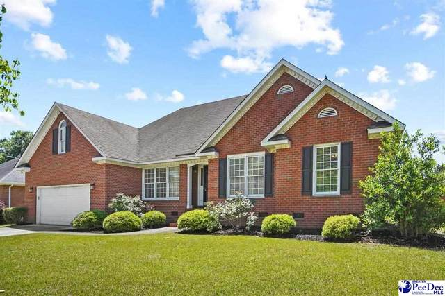 804 Chaucer, Florence, SC 29505 (MLS #20211660) :: Coldwell Banker McMillan and Associates