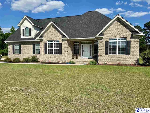 3402 Shadow Creek Dr, Florence, SC 29505 (MLS #20211662) :: Coldwell Banker McMillan and Associates