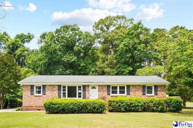 315 Forest Road, Cheraw, SC 29520 (MLS #20211679) :: The Latimore Group