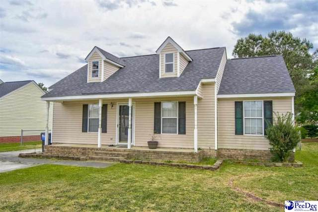 3610 Pine Needles Road, Florence, SC 29501 (MLS #20211695) :: Coldwell Banker McMillan and Associates
