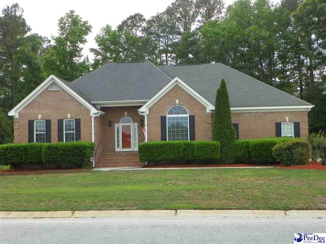 3829 Palmer Drive, Florence, SC 29506 (MLS #20211707) :: Coldwell Banker McMillan and Associates