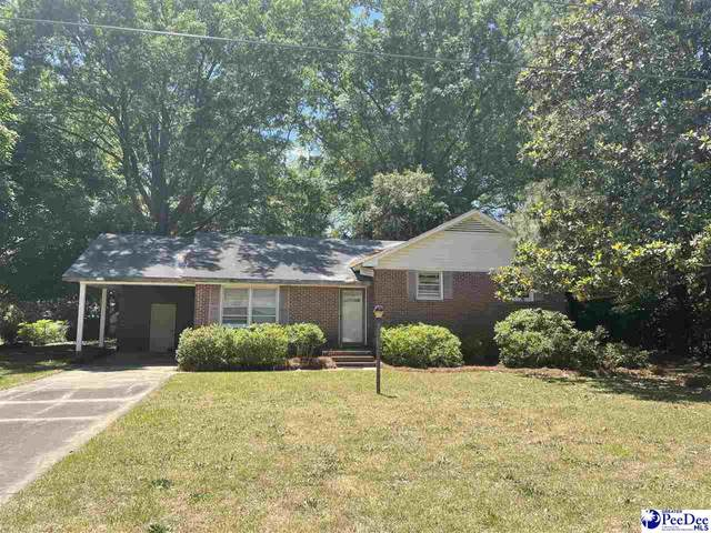 107 Brewer St., Cheraw, SC 29520 (MLS #20211716) :: Coldwell Banker McMillan and Associates